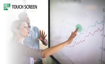 Optional Touchscreen